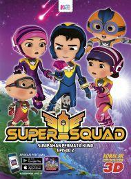 SUPERSQUAD - SUMPAHAN PERMATA KUNO (AR) EPISOD 2