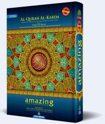 Al-Quran Al-Karim Amazing A4 (BULK)