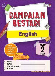 Rampaian Bestari English Tahun 2 (2020)