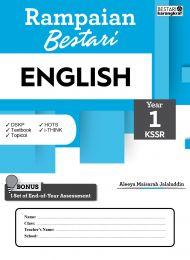 Rampaian Bestari Tahun 1 KSSR English
