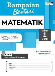 Rampaian Bestari Tahun 1 KSSR Matematik