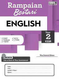 Rampaian Bestari Tahun 2 KSSR English