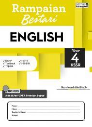 Rampaian Bestari Tahun 4 KSSR English