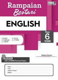 Rampaian Bestari Tahun 6 KSSR English