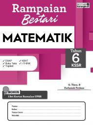 Rampaian Bestari Tahun 6 KSSR Matematik
