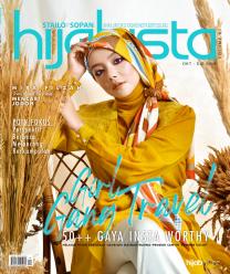 Hijabista Oktober - Disember 2019