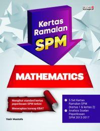 Kertas Ramalan SPM Mathematics (Bulk)