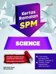 Kertas Ramalan SPM Science (Bulk)