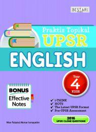 Praktis Topikal UPSR English Year 4