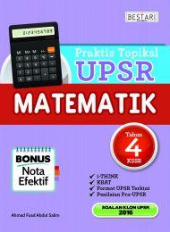 Praktis Topikal UPSR Matematik Tahun 4