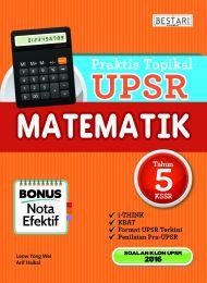 Praktis Topikal UPSR Matematik Tahun 5