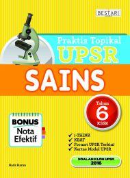 Praktis Topikal UPSR Sains Tahun 6