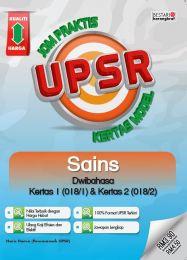 Buku Latihan Jom Praktis Kertas Model UPSR Sains