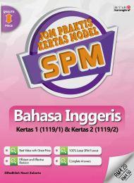 Jom Praktis Kertas Model SPM Bahasa Inggeris