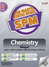 Jom Praktis Kertas Model SPM Chemistry (Bilingual)
