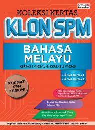 Koleksi Kertas Klon SPM Bahasa Melayu