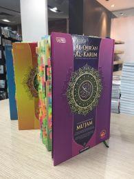 Al-Quran Tagging MuJam A5 (Pre-Order)
