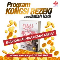 Program Kongsi Rezeki - Batiah Hadi