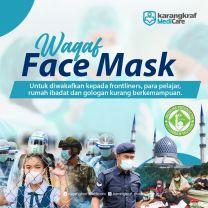 Mari Wakaf Face Mask