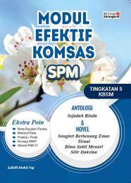 Modul Efektif KOMSAS SPM (Tingkatan 5)