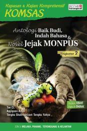 Komsas: Antologi Baik Budi, Indah Bahasa & Novel Jejak Monpus - Tingkatan 2