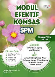 Modul Efektif KOMSAS SPM (Tingkatan 4)
