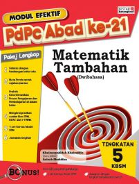 Modul Efektif Pdpc Matematik Tambahan Tingkatan 5